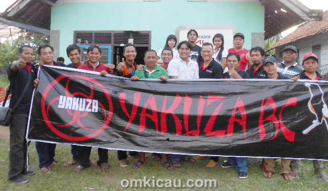 Panitia Yakuza BC
