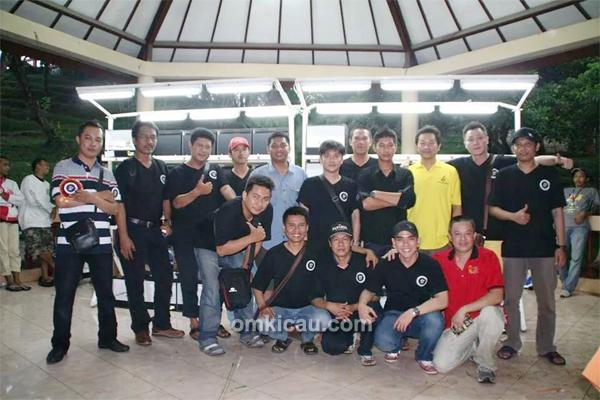 Panitia KLI Cup II Plus