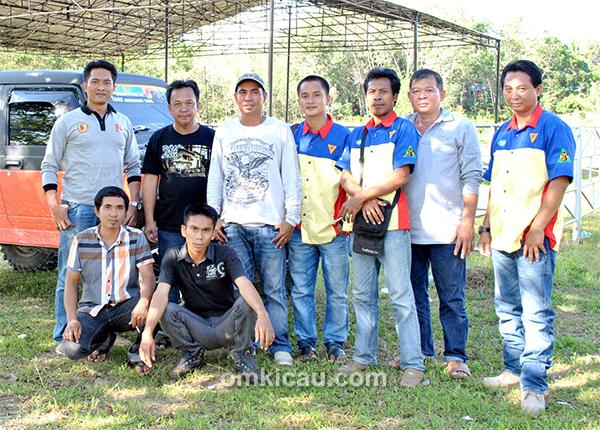 Lomba Burung Berkicau Piala Bupati Tapin