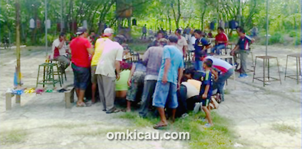 Tasyakuran Penanggungan BC Mojokerto