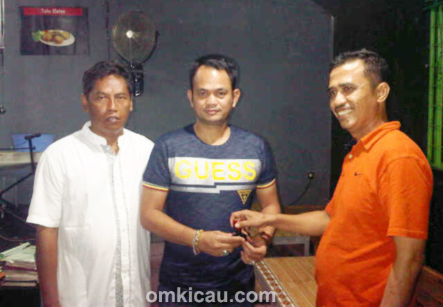 Pengurus baru PBI DKI Jakarta