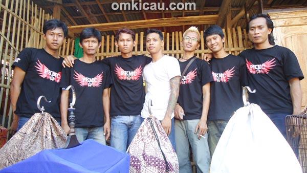 Personel PKMC Cilacap