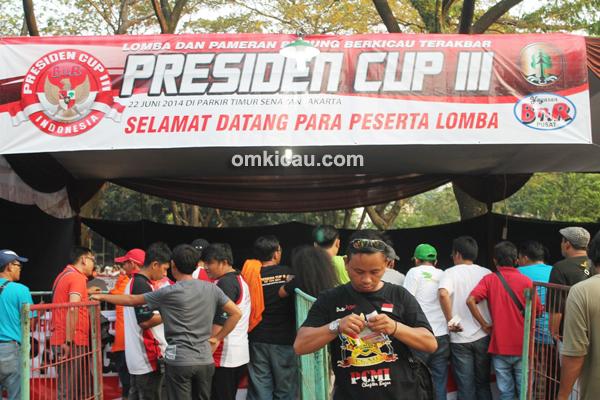 PresCup III