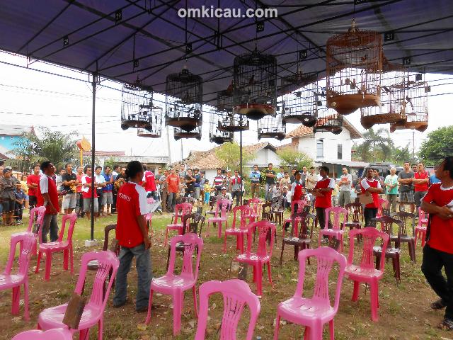 Latber Spesial Gotong Royong BC di Jambi