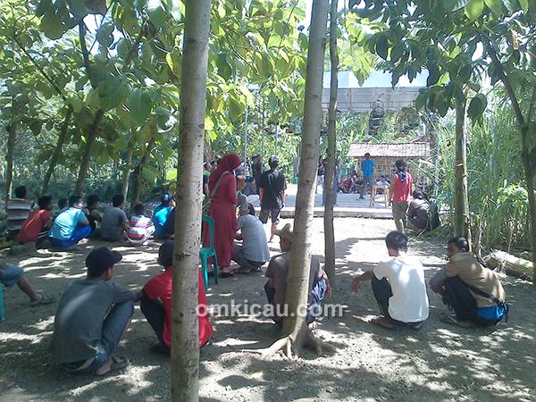 Suasana Latber BBC Cirebon