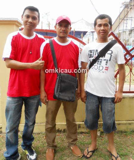 Toni - Gotong Royong BC.