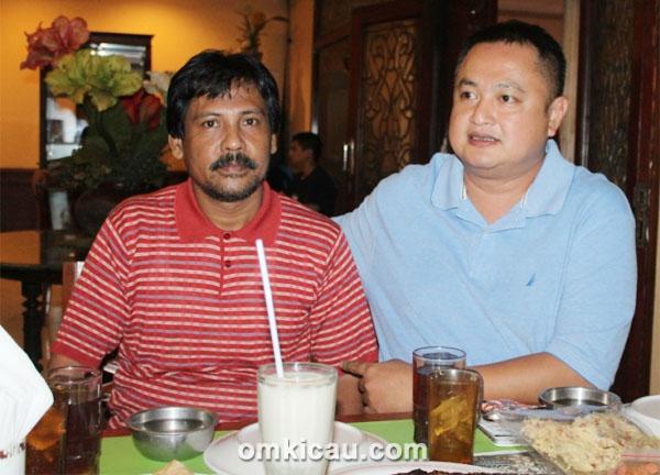 Andre SAS dan H Anwar