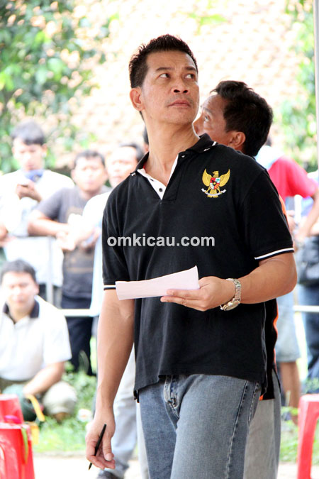 Sopyan Juandi HSBC Bekasi