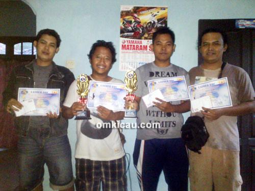 Latber Nyenyore BBC di Cirebon
