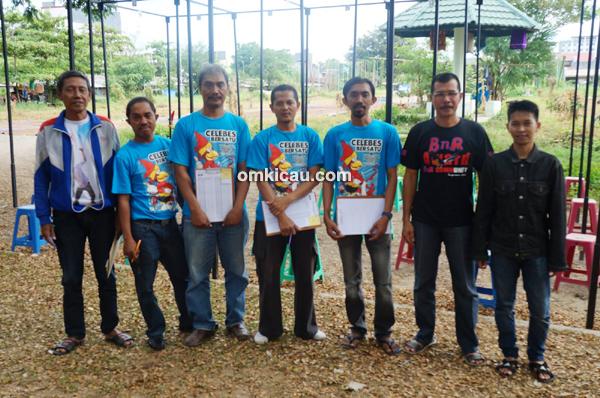 Juri-juri Latpres Losari BC Makassar