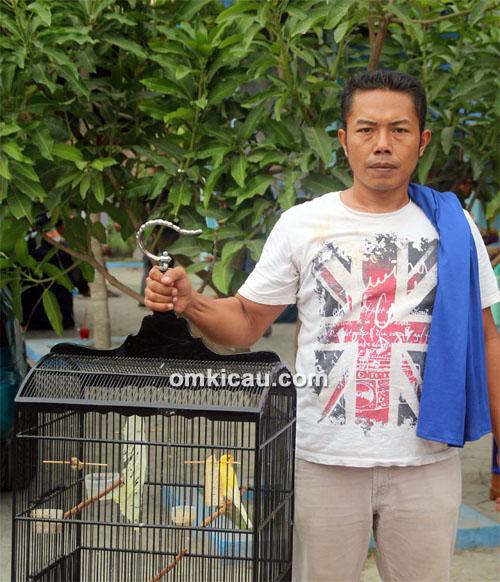 Om Kodor dan kenari Bambu Runcing