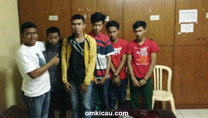 Pencuri burung di MBOF Bogor tertangkap