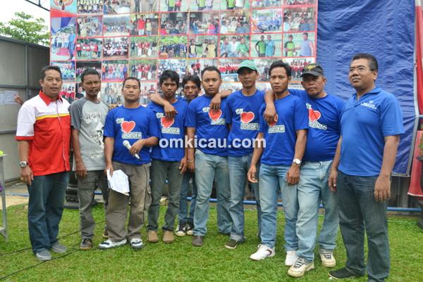 Panitia Lomba Burung Special Ramadhan KPPBS Samarinda
