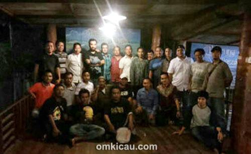Buka puasa BKB BC Samarinda