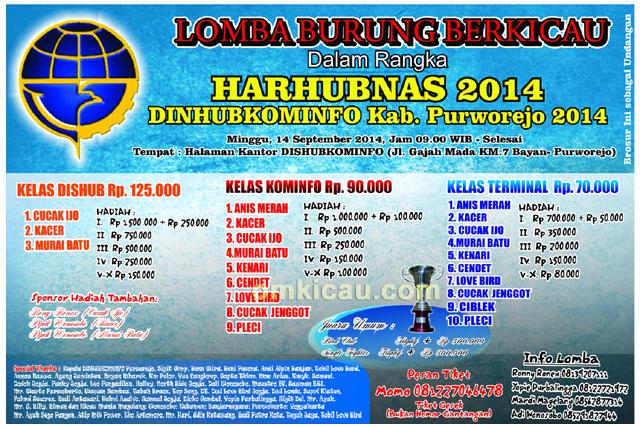 feat Harhubnas 2014
