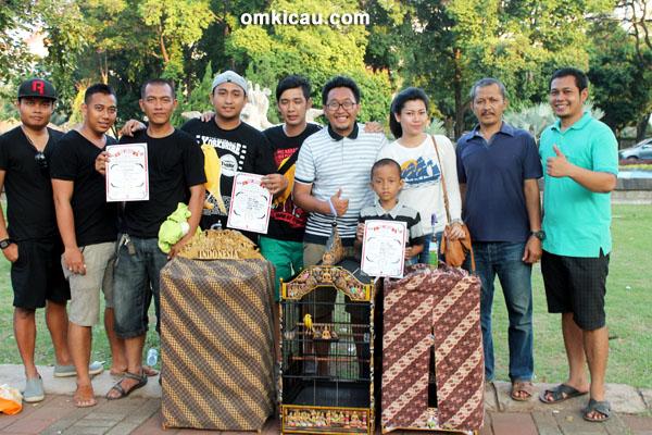 Kru Indogo Canary Jakarta