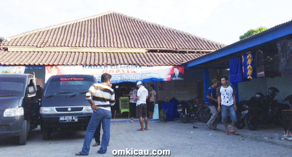 Balai Desa Dompyongan