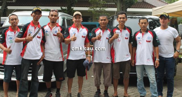 KDV Star SF siap menuju KMB Cup 2 di Semarang dan Royal Cup 2014 di Jakarta, Minggu (10/8).
