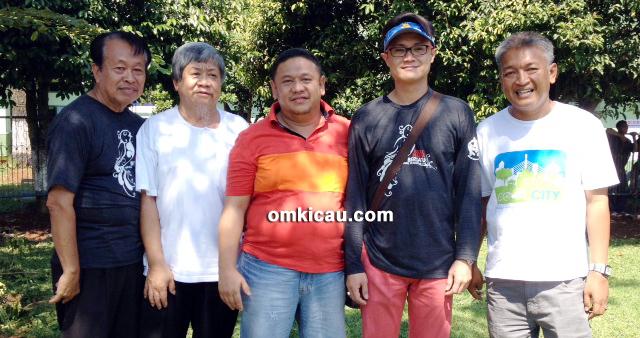 Sebagian peserta KMB Cup 2 Semarang