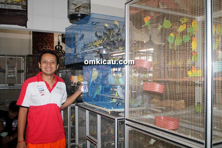 Om Sutan - Mahkota Galery Jakarta