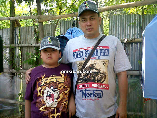 Om Jimmy Pragola dan Owen