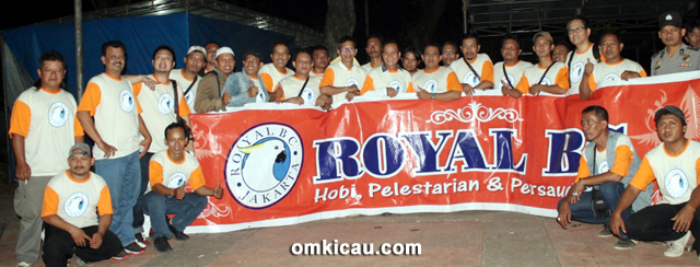 Panitia Lomba Royal Cup 2014