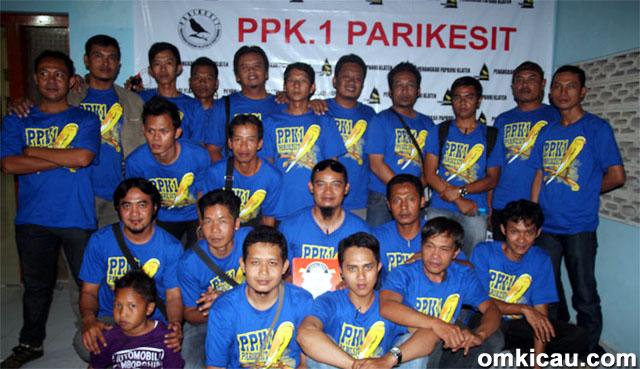 Panitia Launching PPK 1 Parikesit Klaten