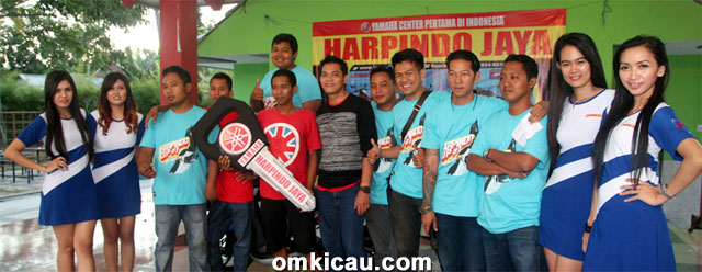 Lomba Burung Harpindo Jaya Cup Jogja