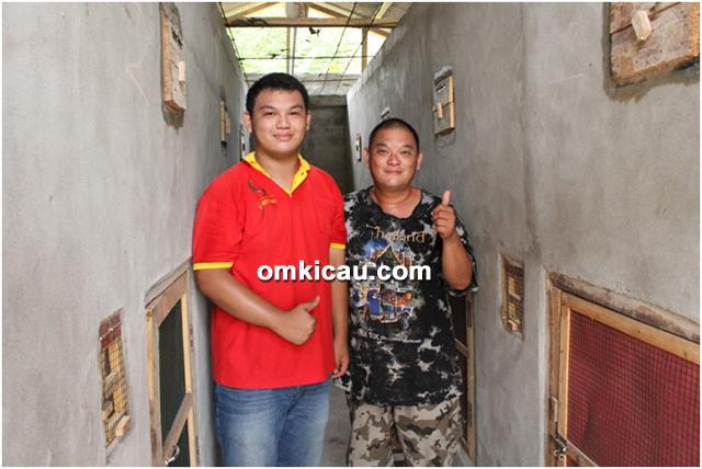 Rudi Wijaya dan Ayong