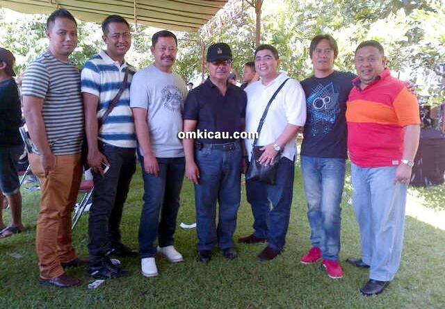 Sejumlah tokoh kicaumania hadir di KMB Cup 2