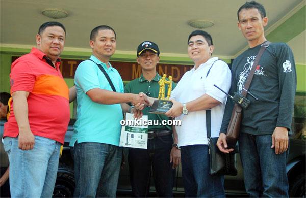 Juara cendet KMB Cup 2