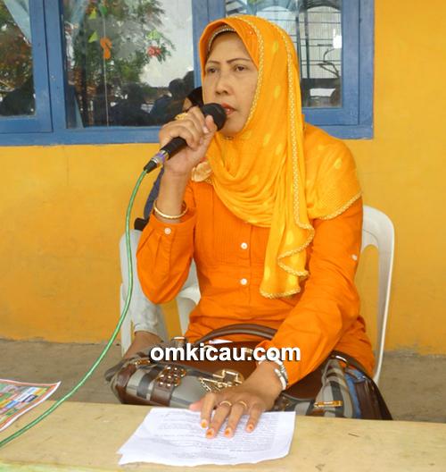 Lurah Purworejo, Ibu Asih Widayati SE