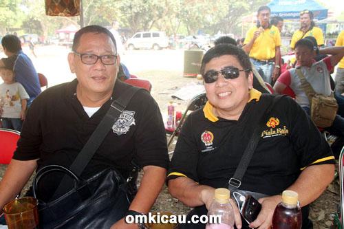Bang Boy dan Mr Bagya