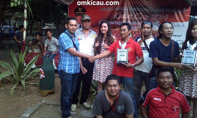 Duta IMI Cup juara umum BC