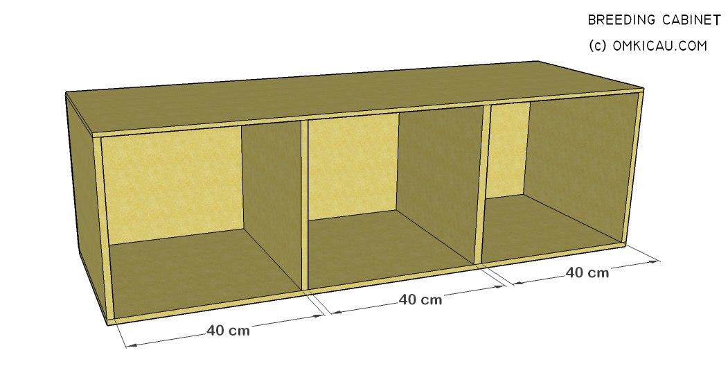 skema breeding cabinet