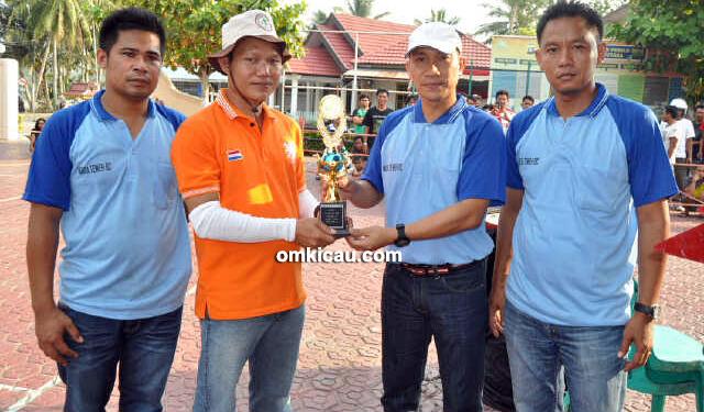 Buntok BC juara umum