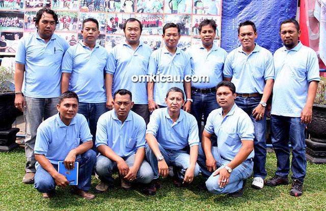 Juri-juri Mahakam Cup