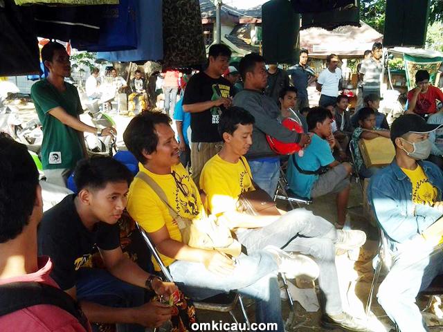 Panitia 5th Anniversary Kancil BC Makassar