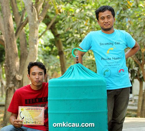 Om Kempong dan MB Barongsay