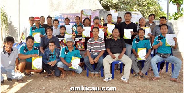 Latpres Golden Voice BC Sumbawa