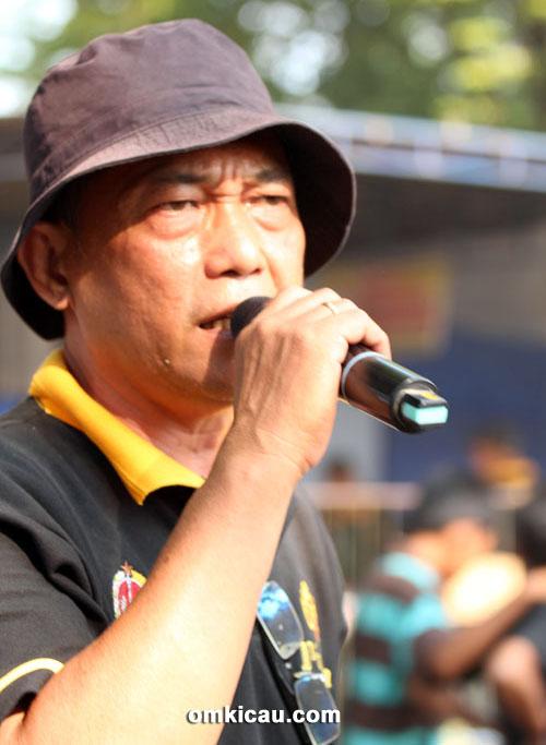 MC Mr Yan