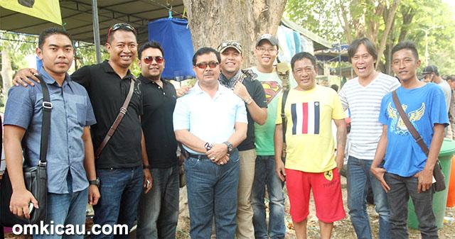 Pak Projo dan kawan-kawan