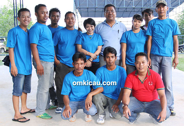 Panitia Mahakam Cup I Samarinda