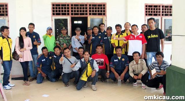 Latpres Wana Kambas BC Lampung Timur