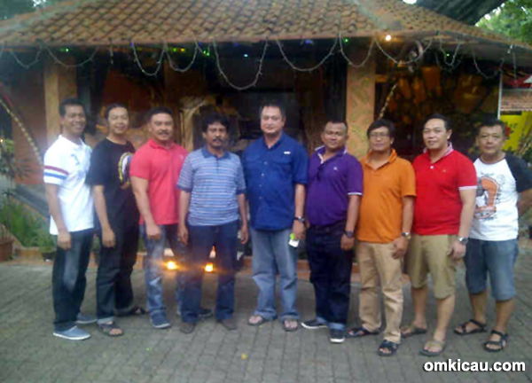 Pengurus baru Jayakarta Team