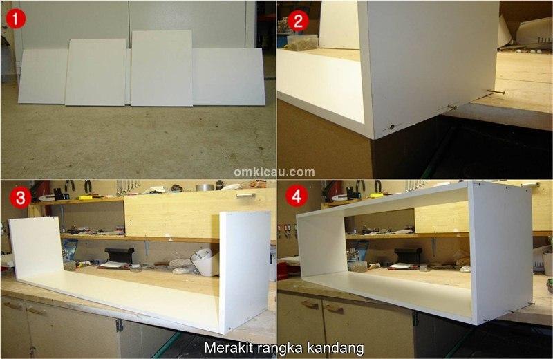 Membuat breeding cabinet
