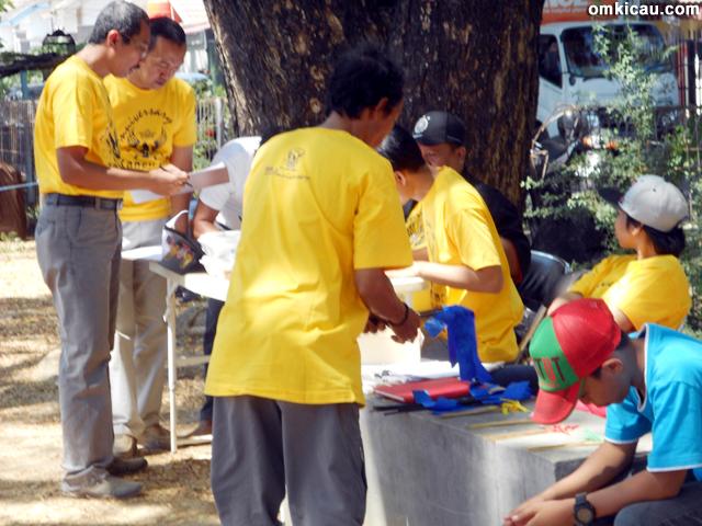 Lomba Burung 5th Anniversary Kancil BC di Makassar