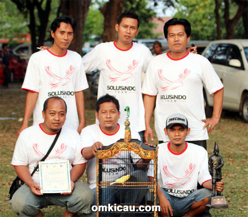 Solusindo Canary Team