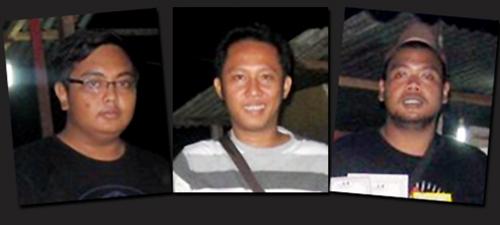 trio SKC - Yogi, Angga, dan Dian