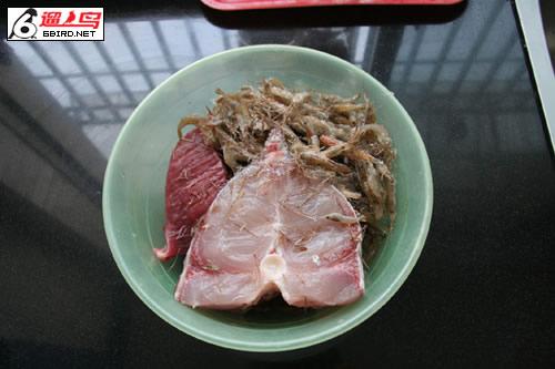 udang dan daging